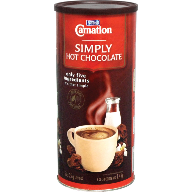 Hot Chocolate Mixes & Syrups
