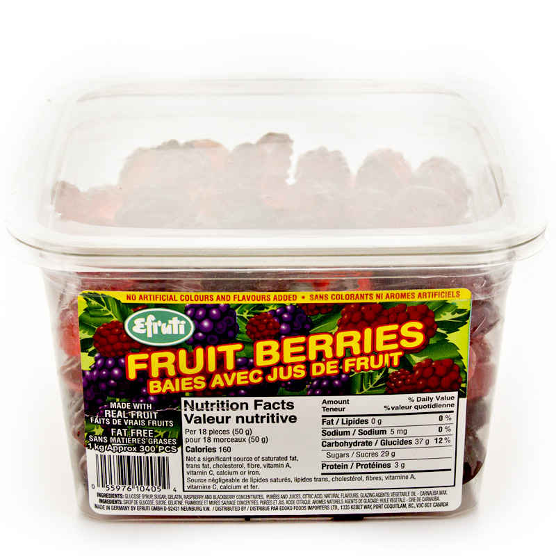 Gummies/Jellies