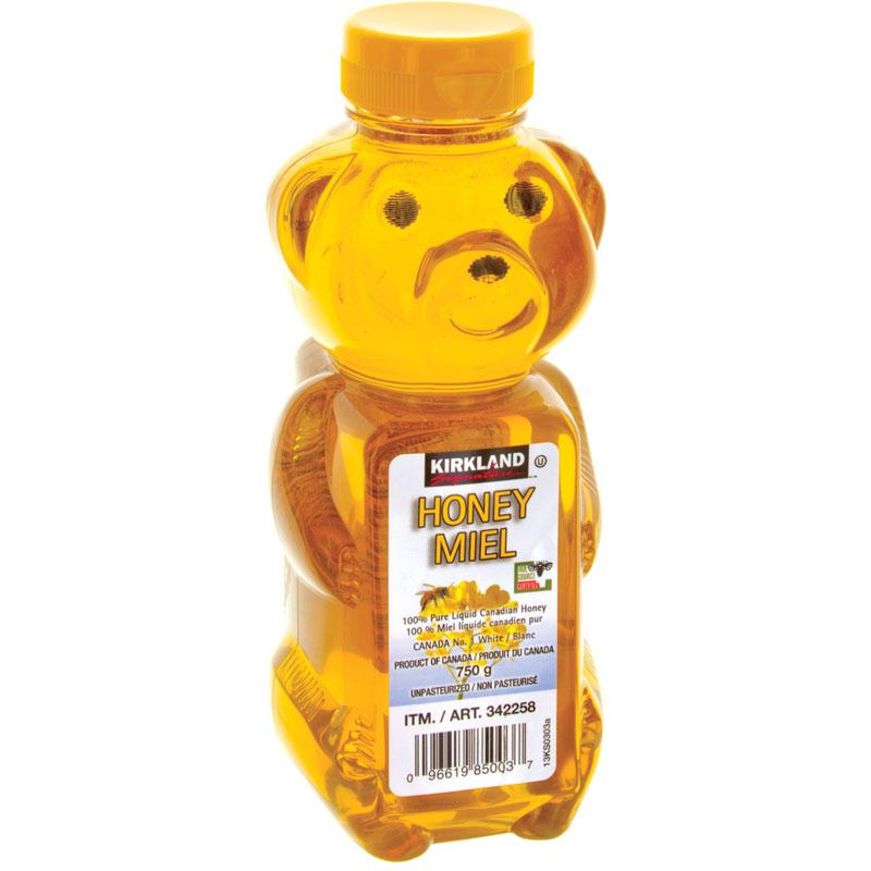 Jam, Honey, Peanut Butter