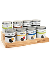 Teaja Organic Loose Leaf Tea