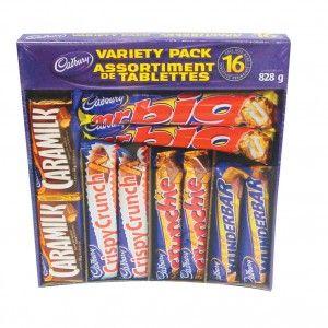 Chocolate/Candy Bars