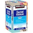 Kirkland Signature Facial Tissue - 3 Ply - 12/160pk