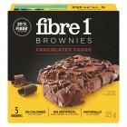 Fibre 1 Delights 90 Calorie Brownie Bars - 5/25 Grams