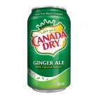 Canada Dry Ginger Ale 24/355mL