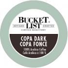 Bucket List Coffee Roastery Copa Dark K-Cups - 24/Box