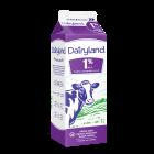 Dairyland 1% Partly Skimmed Milk - 1 Litre Carton