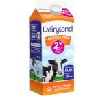 Dairyland Lactose Free 2% Milk - 2 Litre Carton