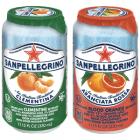 San Pellegrino Rainbow Pack - Blood Orange & Clementine - 24/330mL