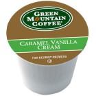 Green Mountain Coffee Caramel Vanilla Cream Coffee K-Cups 24/Box