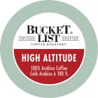 Bucket List Coffee Roastery  High Altitude K-Cups - 24/Box