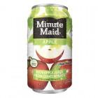 Minute Maid Apple Juice Cans 24/341mL