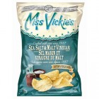 Miss Vickie's Potato Chips - Sea Salt & Malt Vinegar - 40/40 g