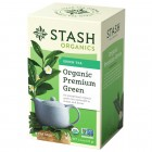 Stash Organic Premium Green Tea 18pk