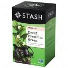 Stash Premium Green Decaffeinated Tea 18pk